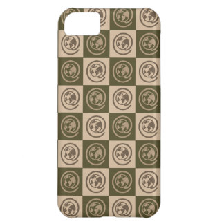 At Earth Sign Pattern iPhone 5C Case