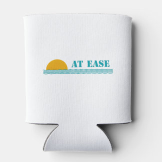 """""""At Ease"""" can/bottle koozie"""