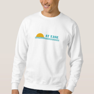 """At Ease"" men's sweatshirt"