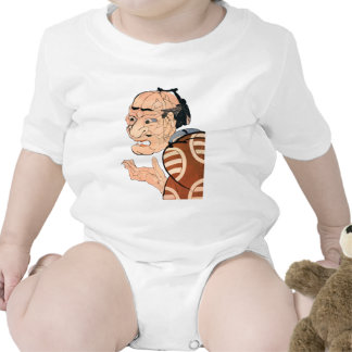 At First Glance Baby Bodysuit