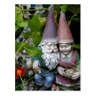 At Gnome in the Garden Postcard