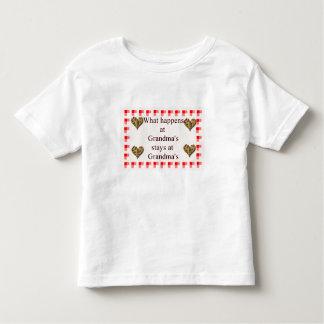 At Grandma's T-shirt