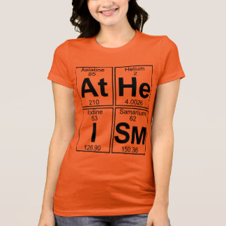 At-He-I-Sm (atheism) - Full T-Shirt