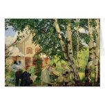 At Home, 1914-18 Card