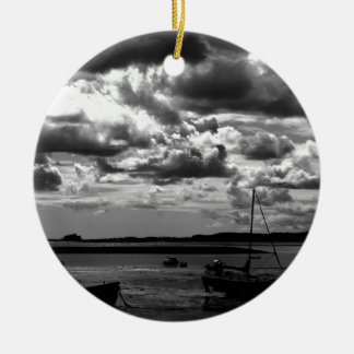 At Lindisfarne Christmas Ornament