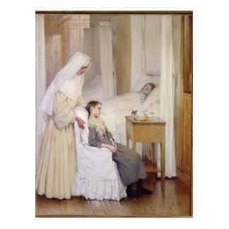 At Notre-Dame du Perpetuel Bon Secours Postcard