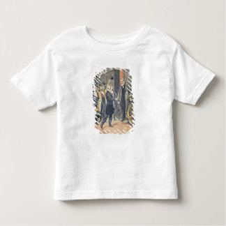 At Paris: the Arrival of President Kruger Tee Shirt