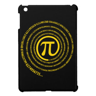 At Pi Sign, Spiral Version Case For The iPad Mini