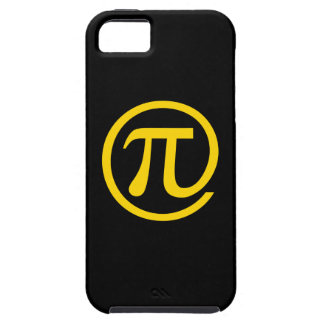 At Pi Sign Tough iPhone 5 Case