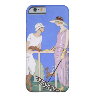 At Polo, 1920-29 (pochoir ) Barely There iPhone 6 Case