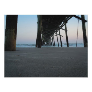 At Sea Level - Oak Island, NC Photo