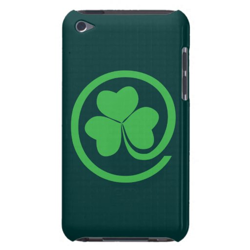 At Shamrock Sign Case-Mate iPod Touch Case
