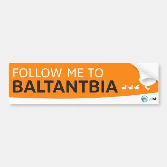 AT&T followme sticker