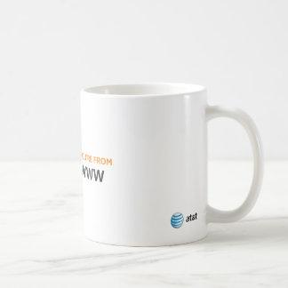 AT&T honk mug