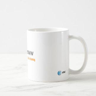 AT&T hot steamy mug