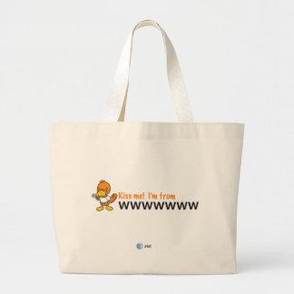 AT&T kissme bag