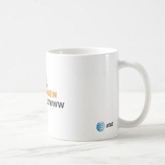 AT&T wide awake mug