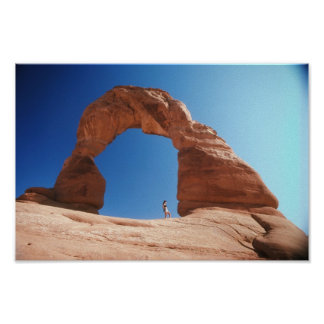 At the Arch Print