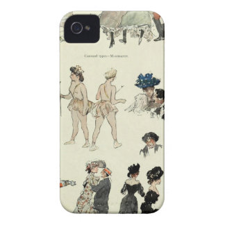 At the Bal Tabarin Case-Mate iPhone 4 Case