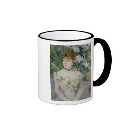 At The Ball, Berthe Morisot Fine Art Mugs
