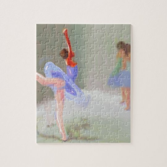 At the Ballet Jigsaw Puzzle