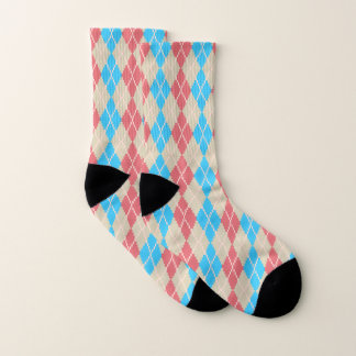 At the Beach Argyle Socks