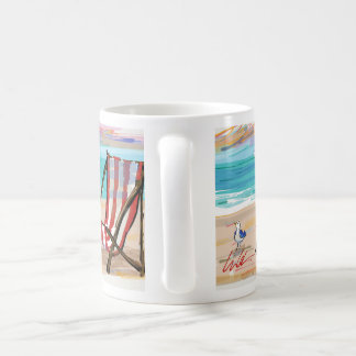 At the Beach Coffee Mug