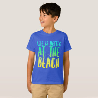 At the Beach Colors T-Shirt