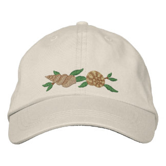 At the Beach Embroidered Hat