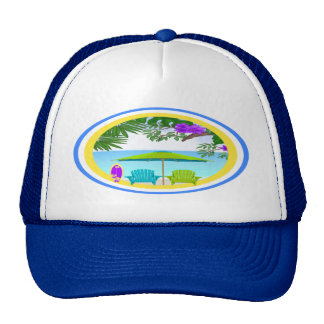 At The Beach Hat