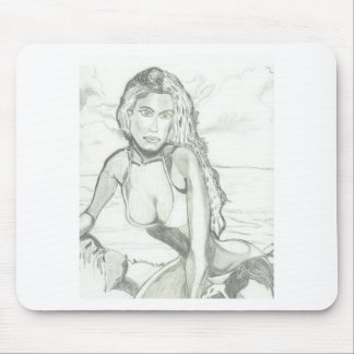 At The Beach Mouse Pad