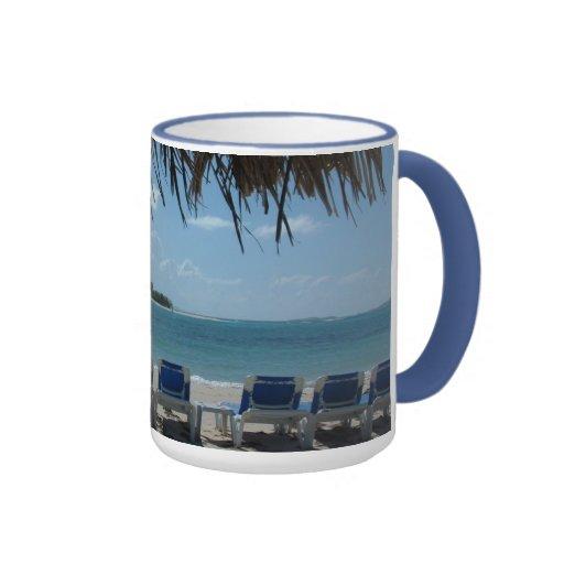 At the Beach Mug
