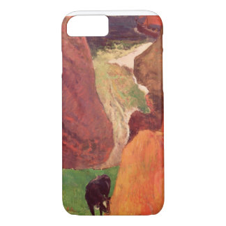 At the Bottom of the Gulf, 1888 iPhone 8/7 Case