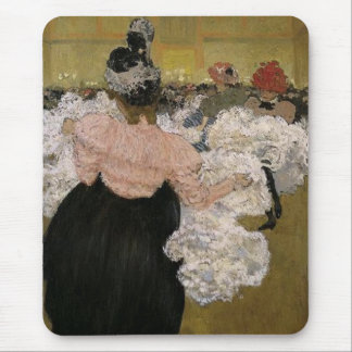 At the Burlesque by Henri Evenepoel Mouse Pad