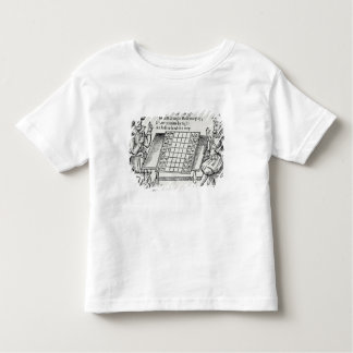 At the Chess Board Toddler T-Shirt