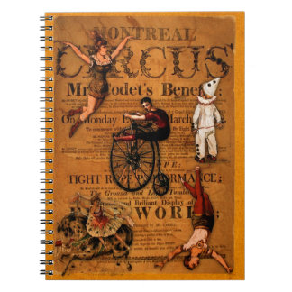 At the Circus Notebooks