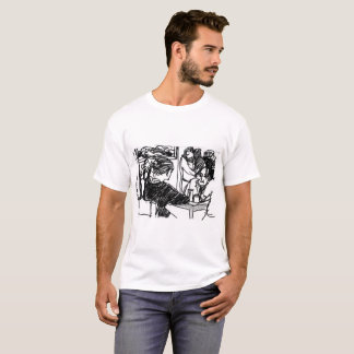 At the Coffee House T-Shirt