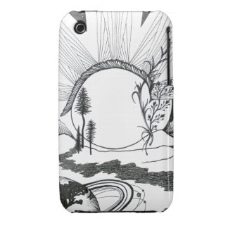 At the Dawn   iPhone 3 Case   Customizable  