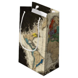 At The Death of Charles V 1551 Small Gift Bag