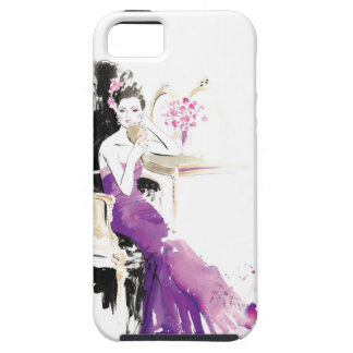 At the Dressing Table Tough iPhone 5 Case