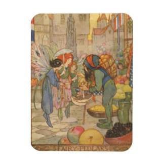 At the Fairy Market, Magnet