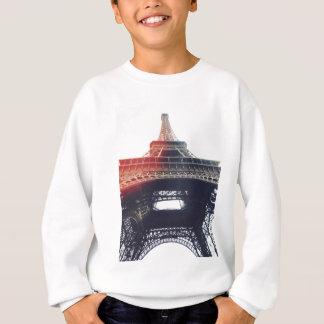 At the feet of Tour Eiffel Sweatshirt