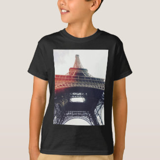 At the feet of Tour Eiffel T-Shirt