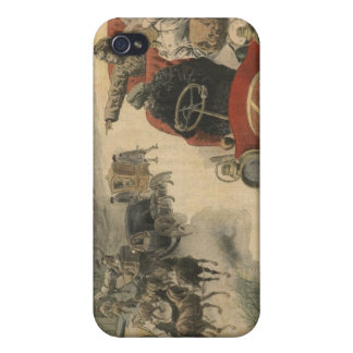 At the Grand Palais history of locomotion iPhone 4/4S Cover