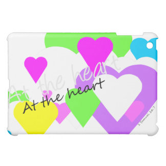 At the heart iPad mini cases