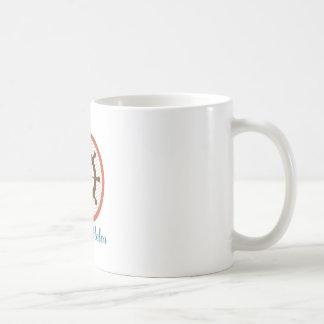 At The Helm Basic White Mug