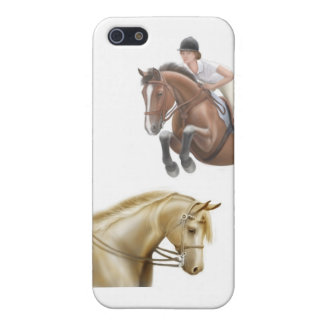 At the Horse Show iPhone Case iPhone 5/5S Cover