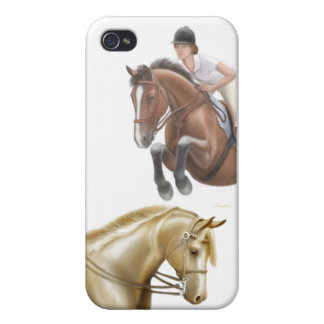 At the Horse Show Speck Case iPhone 4 Cover