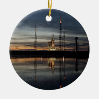 At The Launch Pad Christmas Ornament