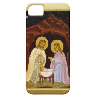 At the manger iPhone 5 case